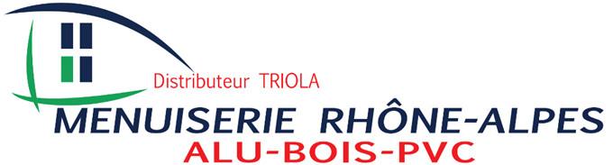 logo menuiserie Rhone-Alpes