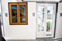 Porte-fenêtre PVC Laudun