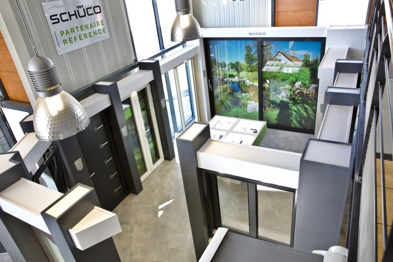 Triola showroom