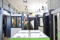 Triola showroom porte