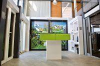 Triola showroom porte-fenêtre